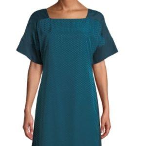 NWT Club Monaco Archmand Dot-Print Dress